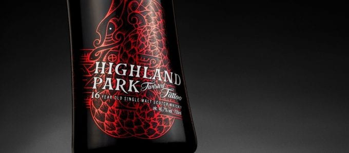 Made with a Twist: Highland Park launches Twisted Tattoo 16 Year Old Malt Whisky