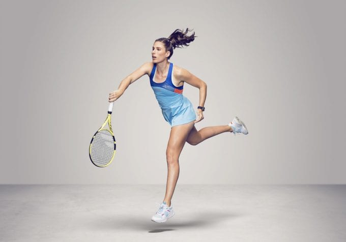 Radley London names Tennis star Johanna Konta as new brand ambassador