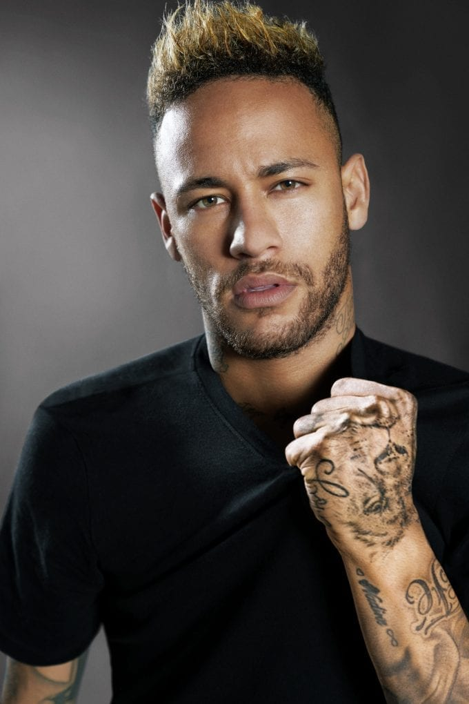 Diesel teams up with Neymar for new fragrance launch