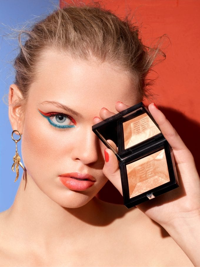 Givenchy blasts with new Solar Pulse beauty collection
