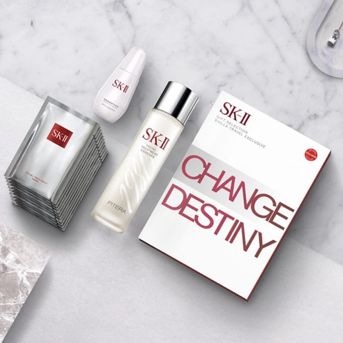 SK-II launches Shilla Duty Free Travel Exclusive Set
