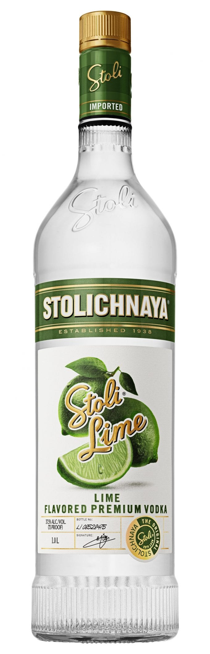 "Stoli Vodka adds ""Ripe for the Drinking"" Lime to its flavour arsenal"