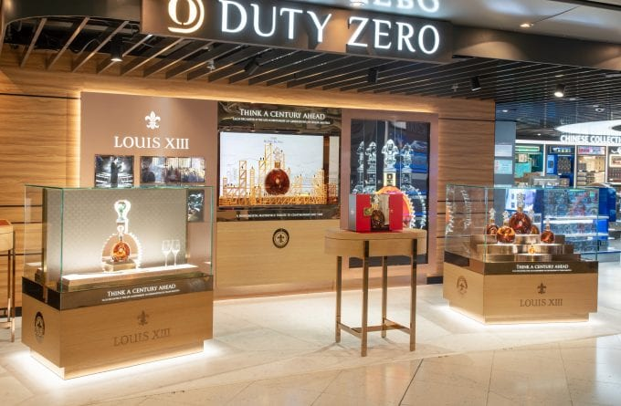 Louis XIII brings timeless luxury to travellers at Hong Kong International Airport
