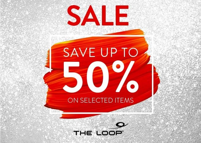 Dublin Airport's mid-season sale at The Loop is on now