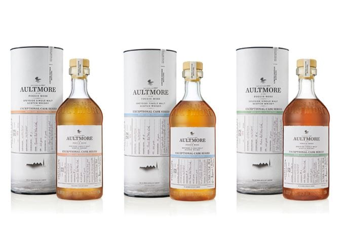 Aultmore Wine Cask Malts set for exclusive London Heathrow duty-free launch