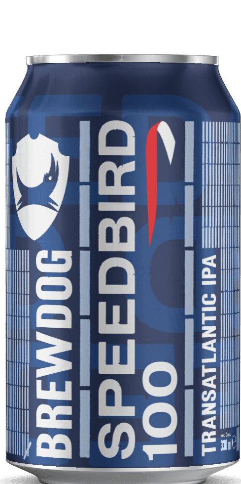 British Airways & BrewDog create Speedbird 100 transatlantic IPA