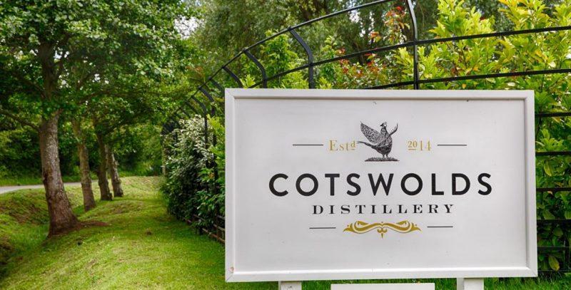 Cotswolds Distillery takes flight in more World Duty Free stores