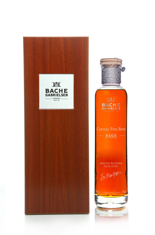 Bache-Gabrielsen unveils 1988 Vintage Fins Bois Cognac exclusively with DFS