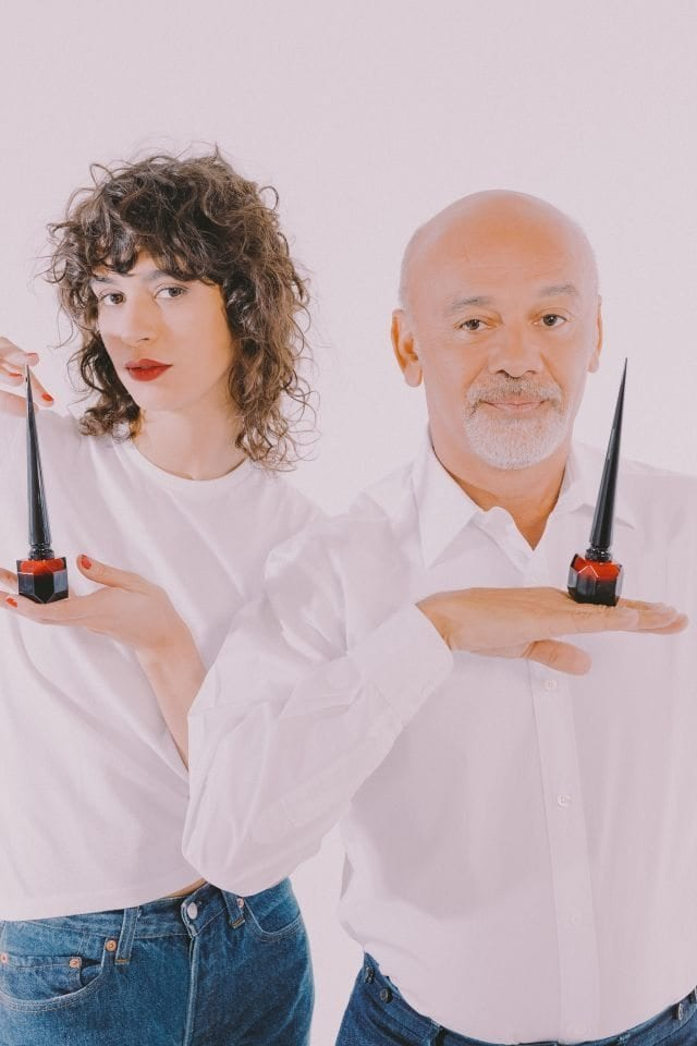 Christian Louboutin Beauty names first-ever global ambassador