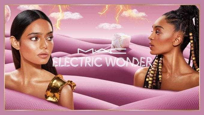 MAC sparks into summer with Electric Wonder collection