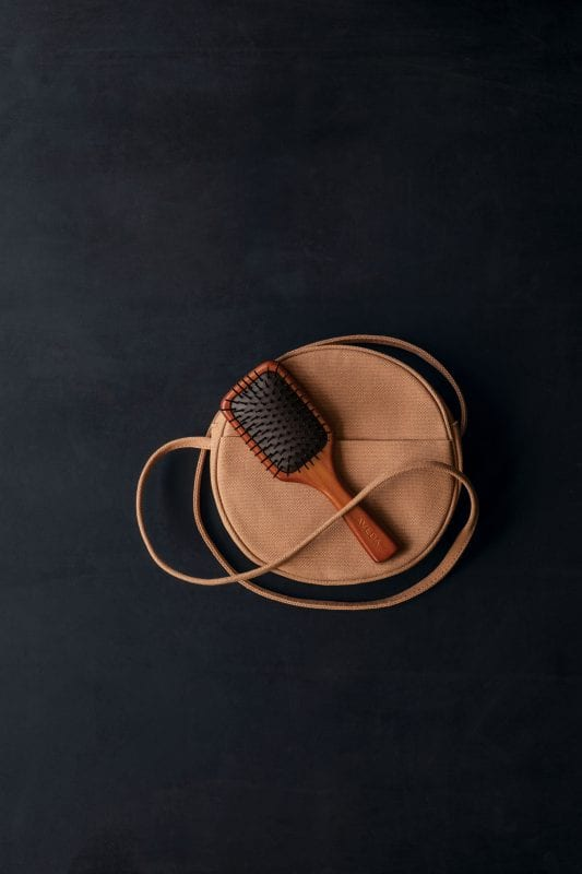 Aveda launches mini Paddle Brush for style on-the-go, exclusively at The Shilla Duty Free