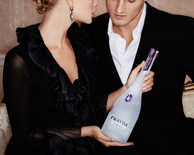 Award-winning Pravda Polish vodka makes Australasian debut at Auckland's The Loop Duty Free