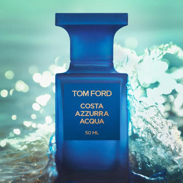 Tom Ford splashes into the Med with new Costa Azzurra Acqua fragrance