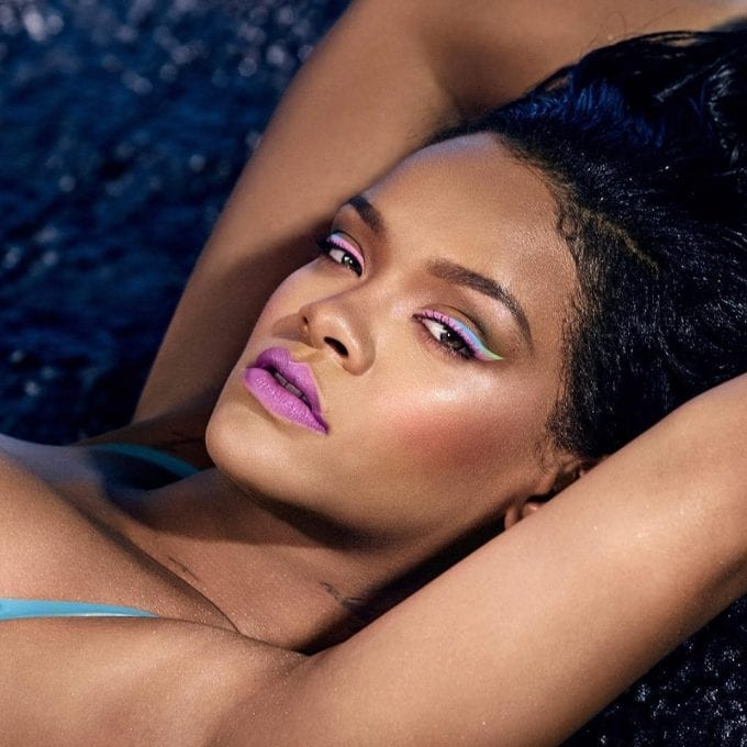 Rihanna reveals Fenty Beauty's 'Getting Hotter' Summer Collection
