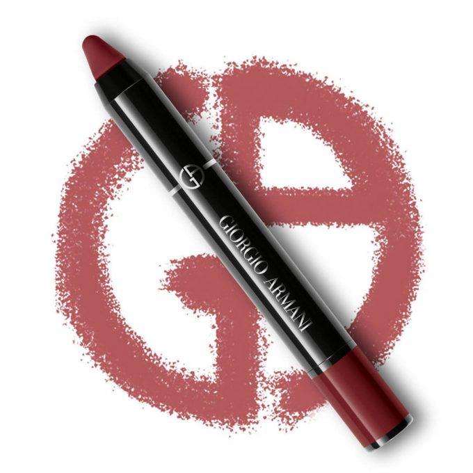 NEW – Armani set to launch Color Sketcher jumbo lipsticks