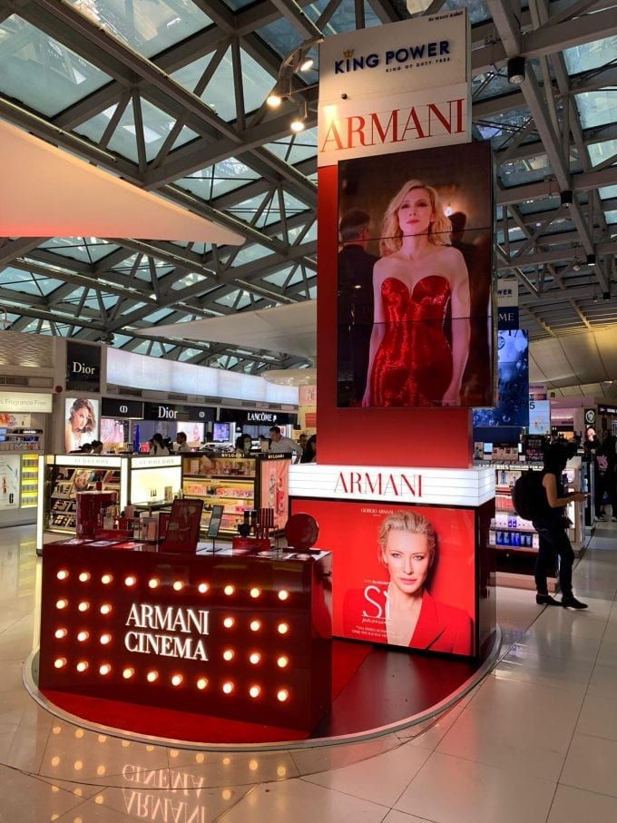 'Beauty for all Travellers' – King Power and L'Oréal team up at Bangkok Airport