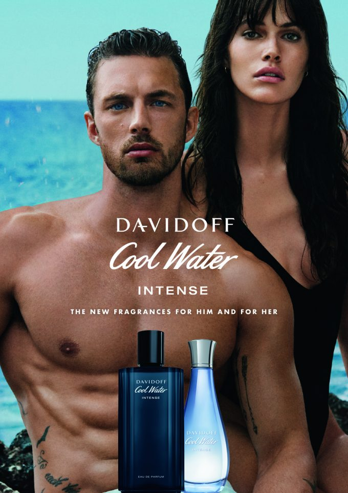 The Essence of Cool – Davidoff reveals Cool Water Intense