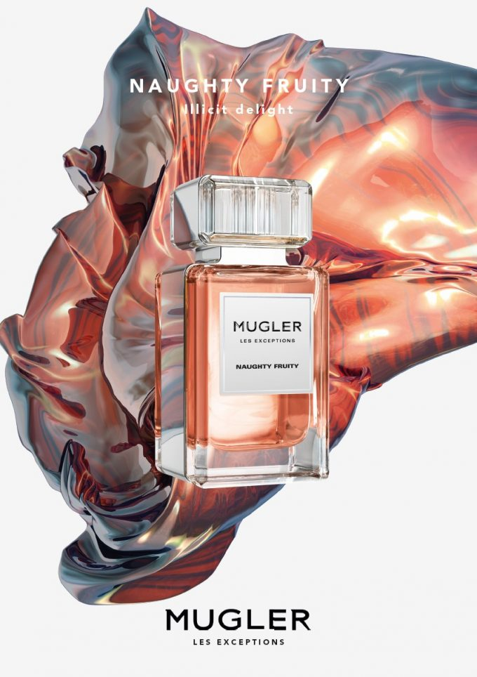 An Illicit Delight – Mugler unveils a not-so-innocent new fragrance