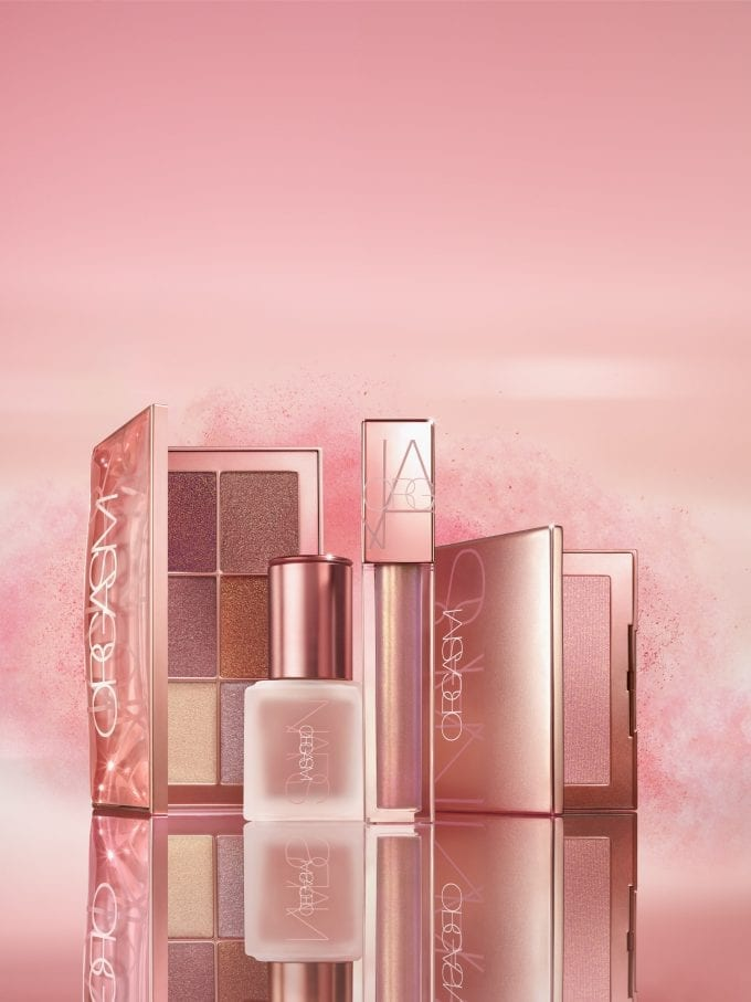 NARS unveils new limited edition Orgasm beauty collection in duty-free