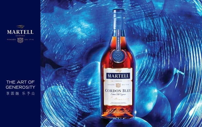 Martell, Chivas Regal partner with Chinese duty-free shopping app Jessica's Secret