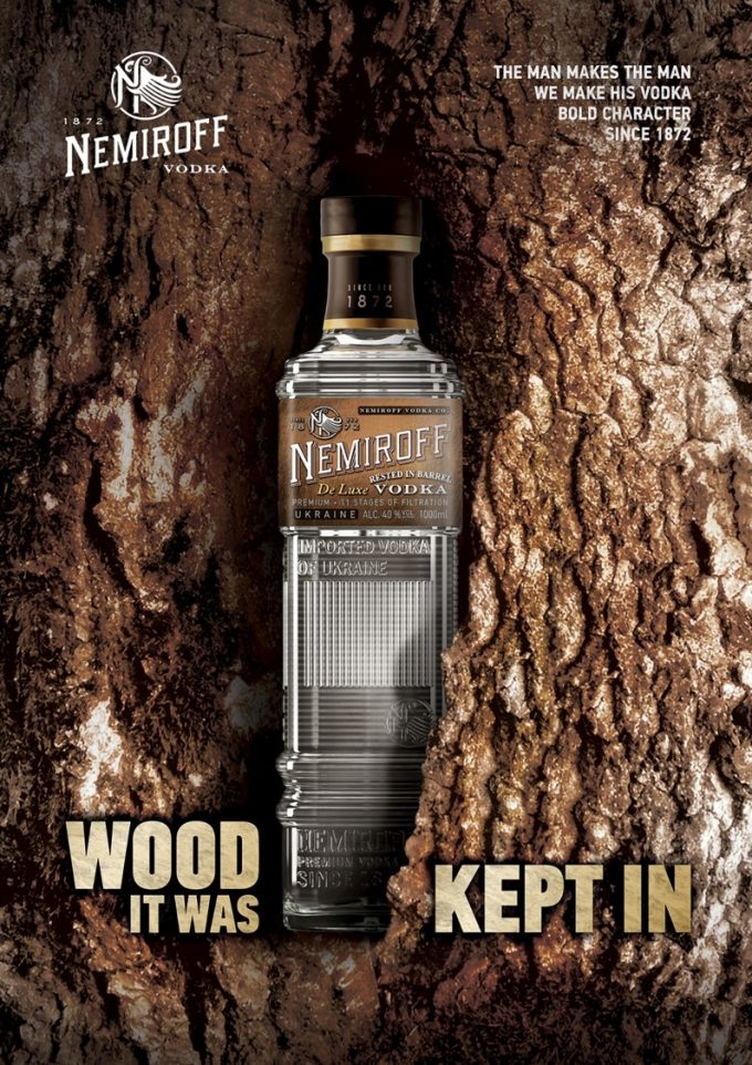 Nemiroff Vodka sets its new Barrel Crafted edition on course for duty-free shops