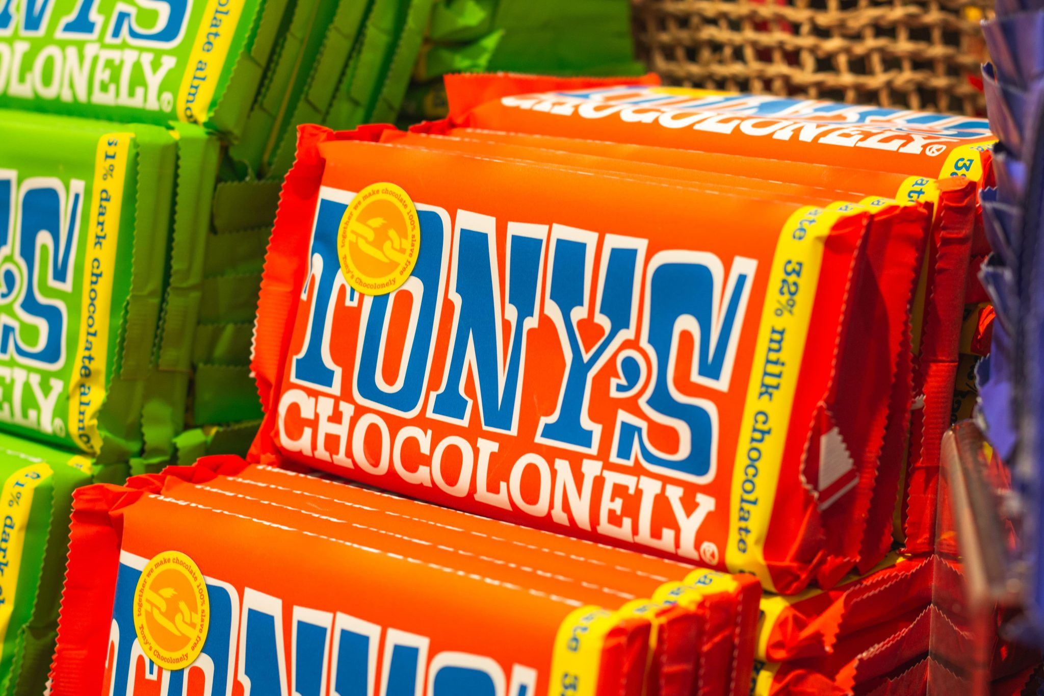 Chocs Away! Tony's Chocolonely launches exclusively at Heinemann Duty Free