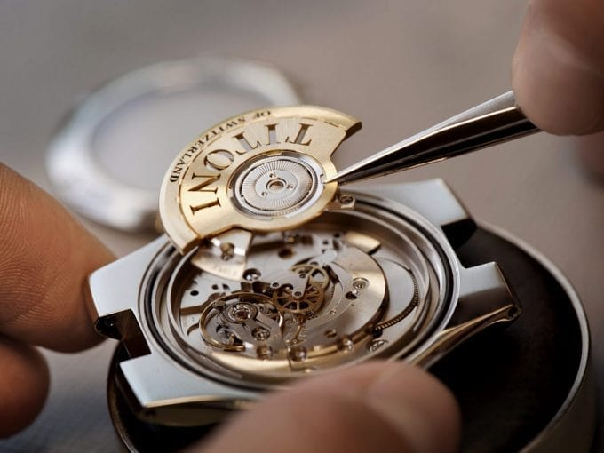78925a57b6d61 Titoni celebrates 100th anniversary with exclusive Airmaster model for DFS