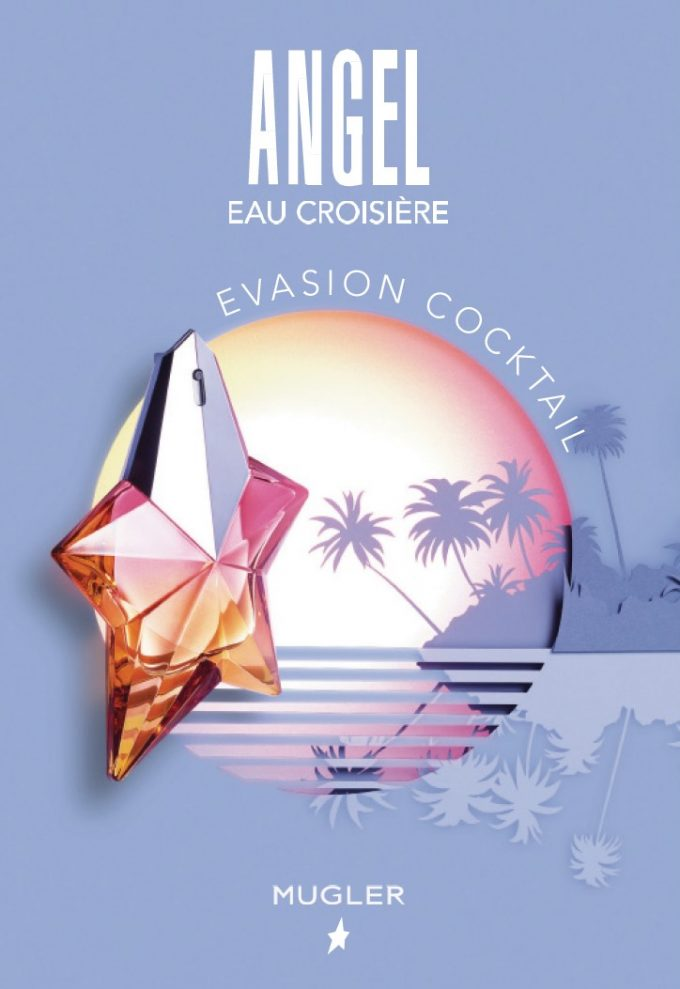 Mugler's Angel sets sail for summer with Eau Croisière edition