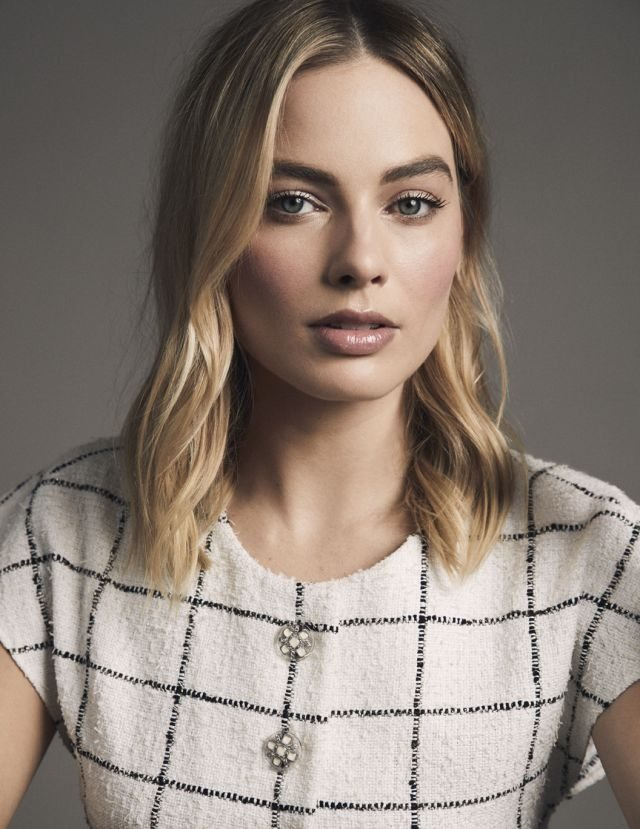 Margot Robbie is the new face of Chanel fragrances