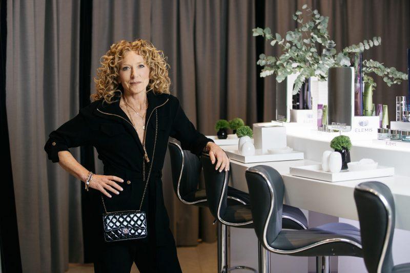Luxury treatment for travellers as Kelly Hoppen redesigns British Airways Elemis Travel Spas
