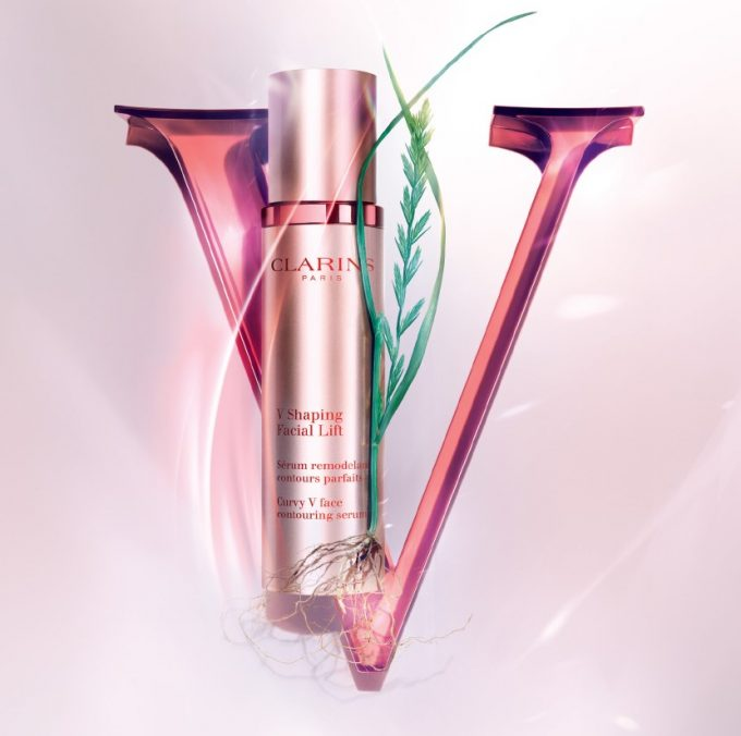 NEW – Clarins reinvents its famous V Shaping Facial Lift