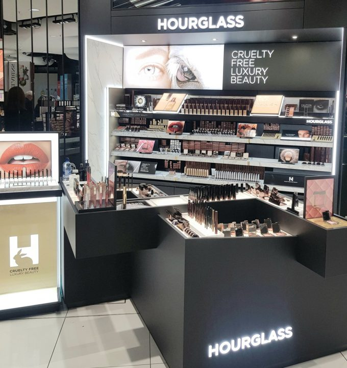 Hourglass Cosmetics premieres at Dublin's The Loop Duty Free