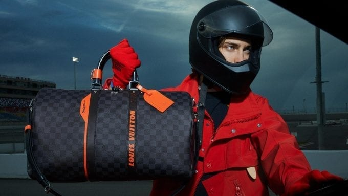 Louis Vuitton revs up with limited-edition Damier Cobalt Race Collection