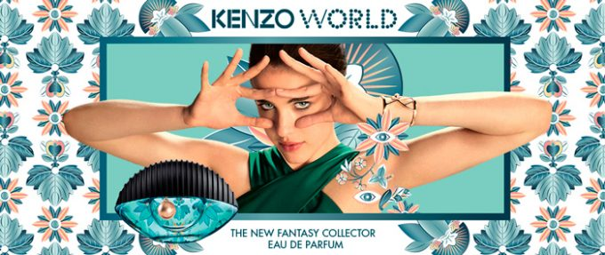 KENZO WORLD reveals Fantasy Collection of limited edition scents