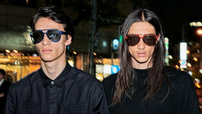 Louis Vuitton launches Rainbow Sunglasses for men