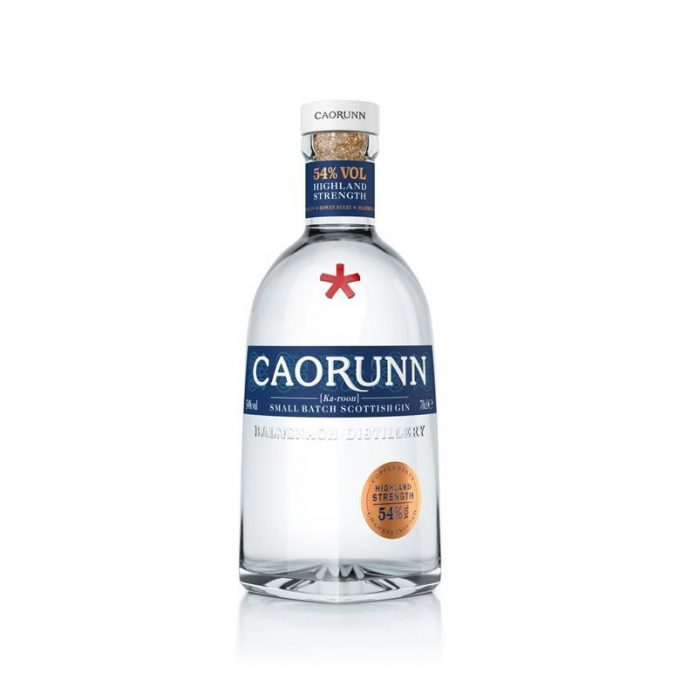 Caorunn Gin launches 54% Highland Strength edition