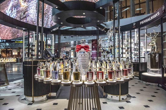 Penhaligon's debuts World Exclusive Made-to-Measure Boutique at Qatar Duty Free