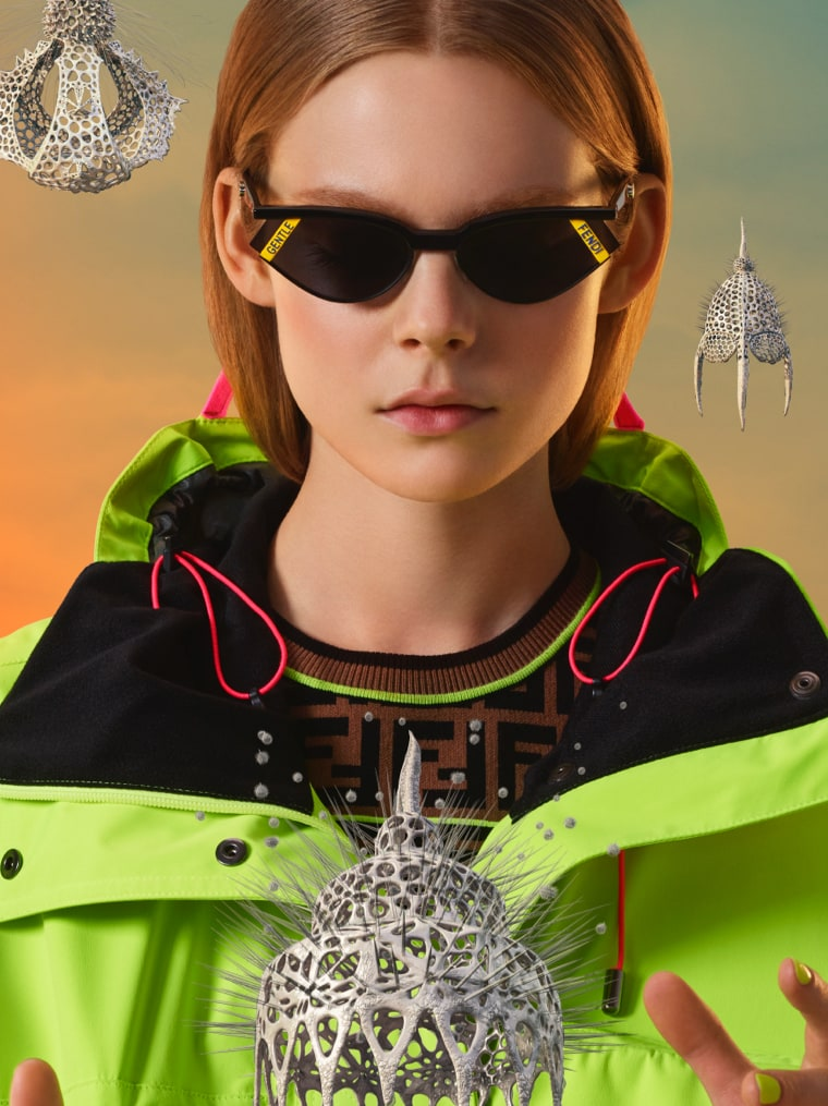 Gentle FENDI: Hyper-cool eyewear collection launches with DFS