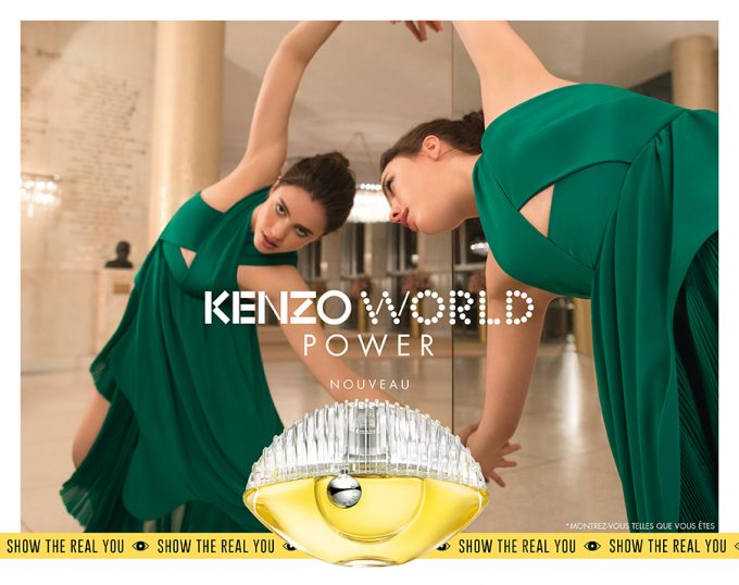 KENZO and Dubai Duty Free presents Exclusive Pre-Launch of KENZO WORLD POWER