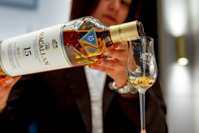 The Macallan Boutique opens its doors at Dubai International