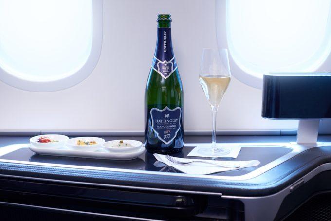 Grape Britain: British Airways just got a little more British