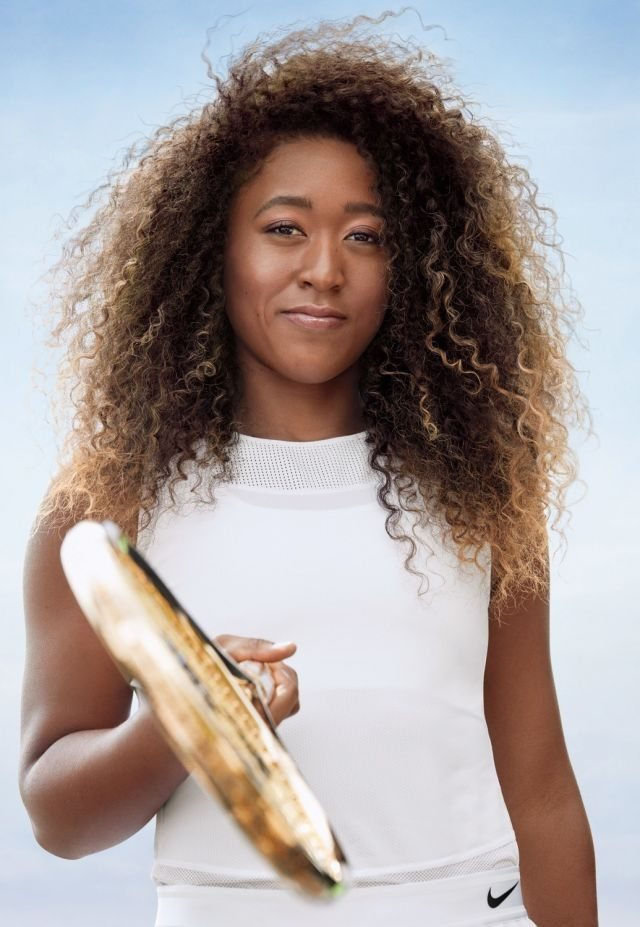 Tennis star Naomi Osaka embodies BareMinerals' Power of Good