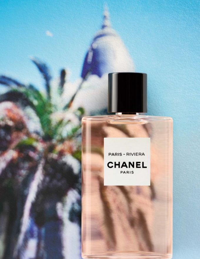 CHANEL bottles the Côte d'Azur in new fragrance, PARIS-RIVIERA