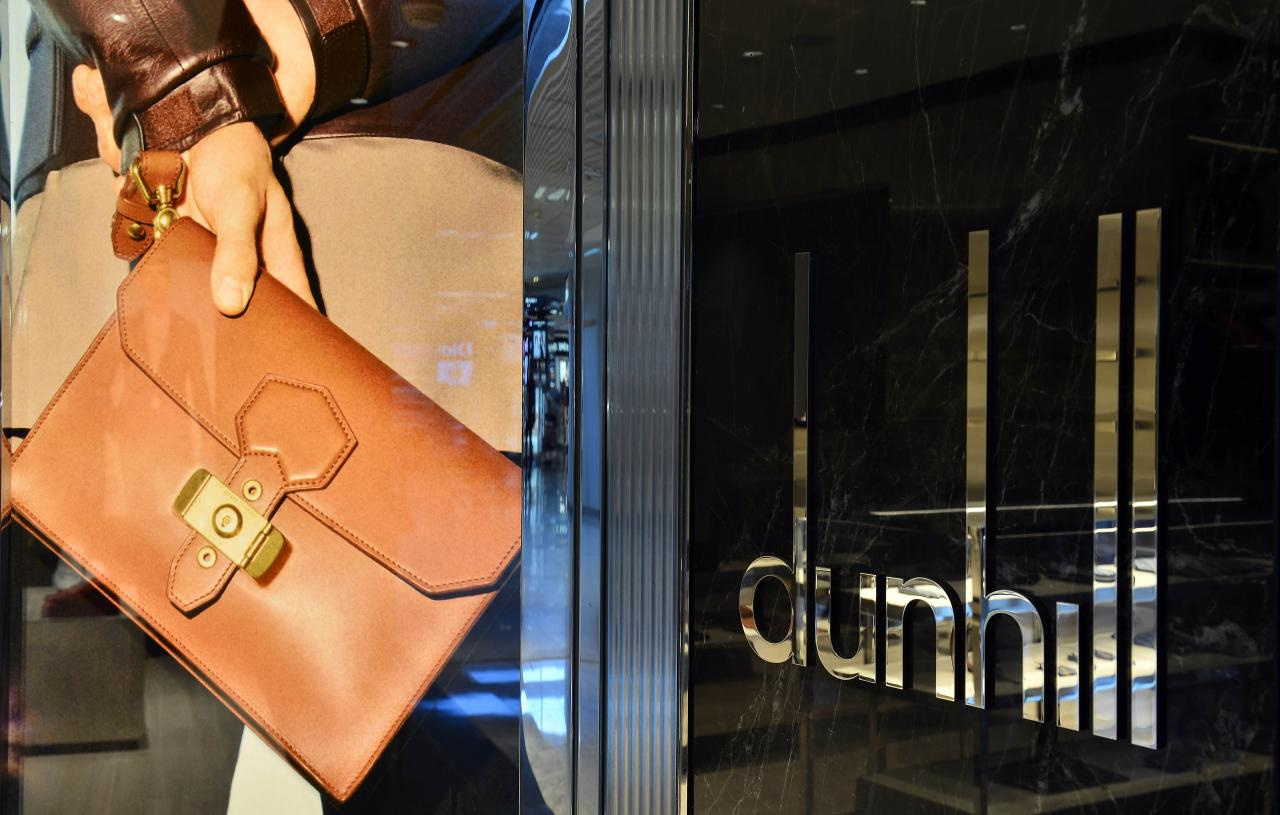 dunhill debuts in Brazil with new store at São Paulo Guarulhos International