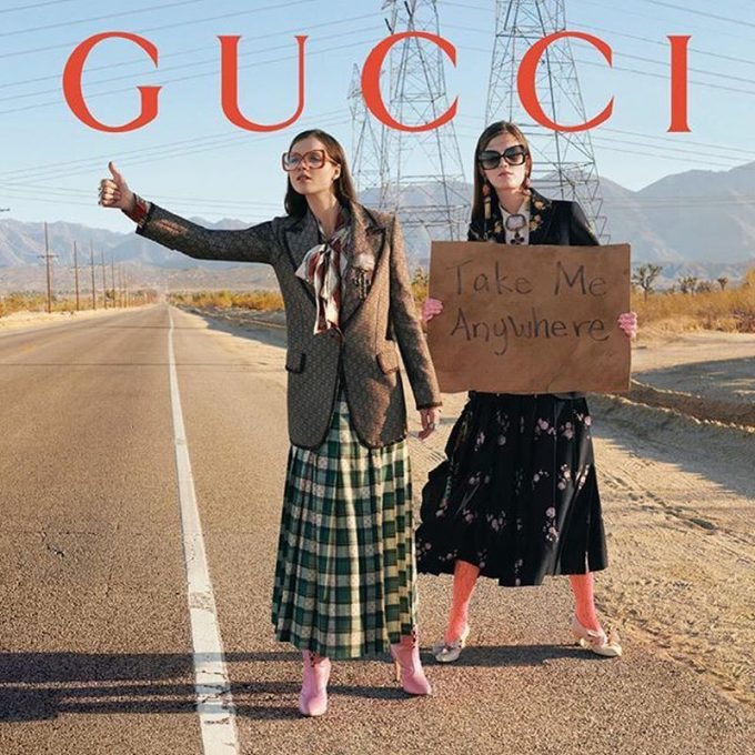 Stunning Gucci boutique opens at Frankfurt Airport