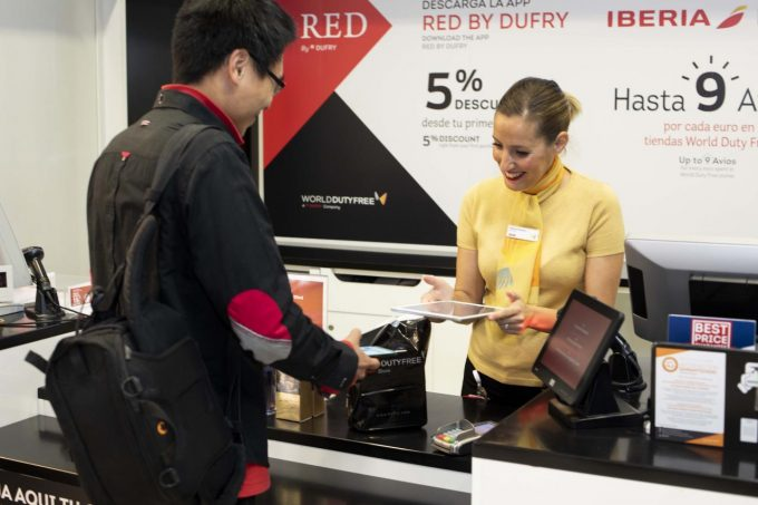 World Duty Free welcomes WeChat Pay at Spanish airport stores