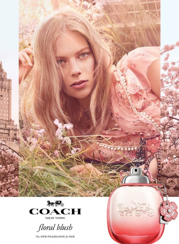 Coach launches new Floral Blush fragrance