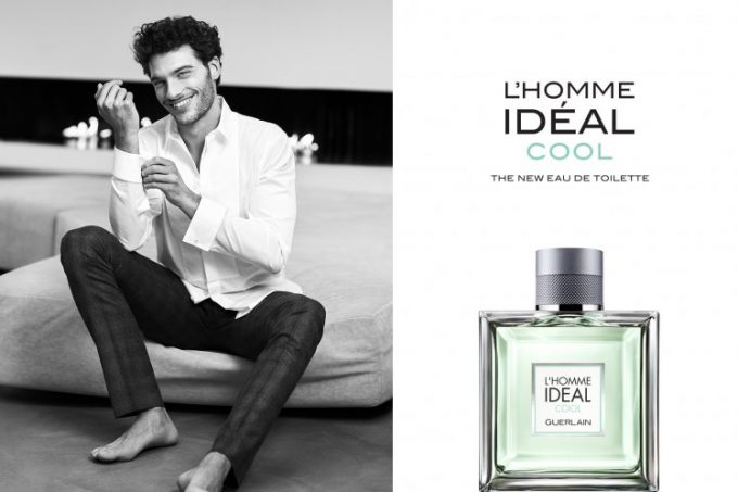 Guerlain launches a Cool edition of its L'Homme Idéal scent