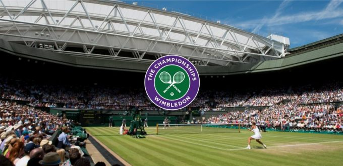 Champagne Lanson dresses up for Wimbledon