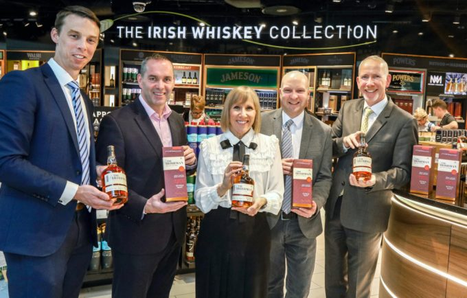 Walsh Whiskey launches The Irishman Single Malt Marsala Cask Finish – Exclusively at The Loop in Cork and Dublin Airport